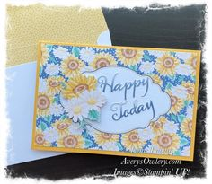 Card Making Supplies, Happy Today, Shaped Cards, Glue Dots, Small Cards, Some Cards, Quick Cards, Paper Pumpkin, Starter Kit