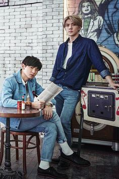 Love Me Right ~romantic universe~ : Chanyeol and Sehun