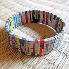 Eco-friendly bracelet