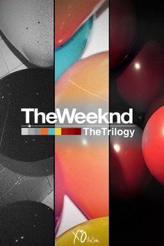 i am so keen for the weeknd's trilogy, i've been having a listening fast for the last month or so. not long now! (DITTO)