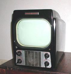 "General Electric ""Locomotive"" Television"