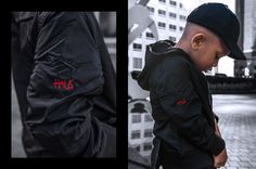 HAUS OF JR X ROC NATION // DEVIN TECH BOMBER