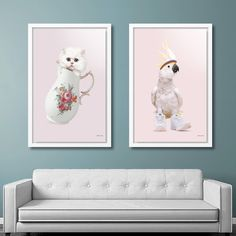 Jonas Loose's Official Shop featured by Curioos : Numbered & Signed Art Prints, Canvas, Metal Prints, Exclusive T-shirts. Geometric Bear, Animal Art Prints, Welcome Gifts, Canvas, Drawings, Artist, Animals, Tela, Animaux