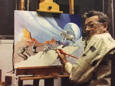 Resultado de imagen para the secret art of frank frazetta