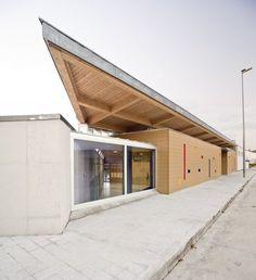 Guarderia Sau Taller, Arquitectura