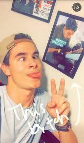 Výsledok vyhľadávania obrázkov pre dopyt kian lawley snapchat Kian Lawley Snapchat, O2l Kian, Jc Caylen, Pretty People, Love Of My Life, Youtubers, Fangirl, Daddy, Celebrities