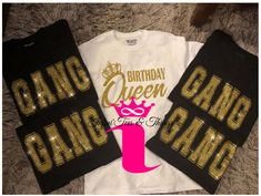26 Ideas for birthday queen photoshoot Birthday Cake Girls Teenager, Birthday Gifts For Girls, Womens Birthday Shirt, Birthday Shirts, 20th Birthday, Mom Birthday Gift, Queen Birthday, Friend Birthday, Birthday Ideas