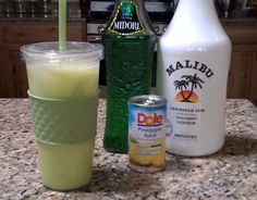 Scooby Snack Drink