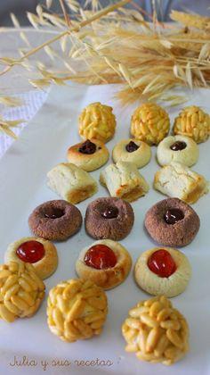 dulces tipicos del dia de los santos, Julia y sus recetas