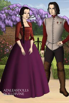 Joanna and Marcus
