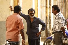 Check out the Superstar Rajinikanth's Kaala movie latest working stills. Kaala is an upcoming Tamil action movie directed by Pa. Ranjith and produced by actor Dhanush.
