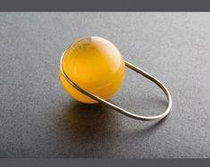 amber ring . Andrzej Szadkowski