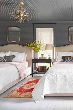Guest Bedroom Design Ideas: Decor Ideas For Guest Rooms