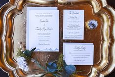 Mountain Themed Wedd