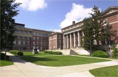 The Maxwell School at Syracuse University.
