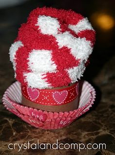 Affordable Teacher Valentine's Day Gift DIY