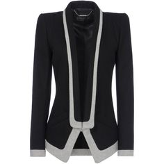 BARBARA BUI Blazer ($1,215) ❤ liked on Polyvore