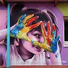 in Chile, 2014 (LP)  #streetart