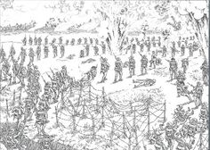 The Quivering Pen: Combat Panorama: A Sneak Peek at Joe Sacco's The Great War