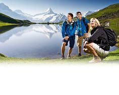 Jungfrau - Top of Europe: Lake Bachalp - Idylle at First