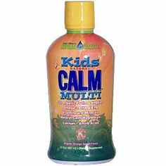 Kids Calm Multivitamin - 30 oz - Liquid (Fruity Splash flavor) by Natural Vitality. $20.97. Kids Calm Multivitamin Our children deserve the best. Good nutrition is a cornerstone of good health  and vital for proper development. The objective in creating Kids Natural Calm  Multi was to combine the beneficial effects of magnesium with a comprehensive  premium multi to provide children with key nutrients missing from their diets.  24 Organic Fruits and Veggies  As we know, frui...