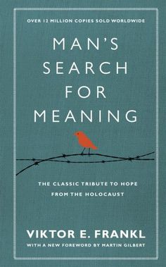 Man's Search For Meaning by Viktor E Frankl http://www.amazon.com/dp/1846042844/ref=cm_sw_r_pi_dp_47puwb1954GM5
