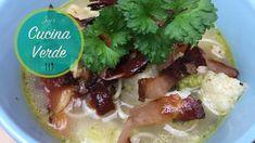 Minestrone Gemüsesuppe - Rezept von Joes Cucina Verde Tacos, Mexican, Ethnic Recipes, Food, Italian Recipes, Carrots, Green Pesto, Browning, Essen