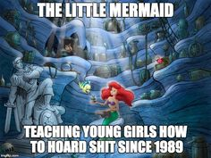 The Hoarding Mermaid – Funny Pics, Memes & Captioned Pictures ...