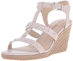Via Spiga Women's Indya Espadrille Wedge Sandal -- Quickly view this special  product, click the image : Strappy sandals