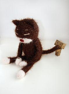 Fluffy Amineko, I love the little box guys,and amineko is cute too.