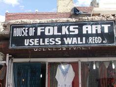 Shop in Leh, Ladakh