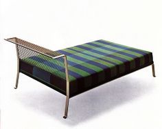 Adelaide Acerbi, bed, for Driade