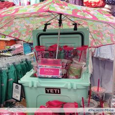 Lilly Pulitzer and Yeti gifts for the Southern Mom! #lillypulitzer #yeti #seafoam #mothersday