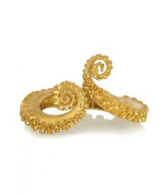 tentacle bracelet - a must have!!! How cool!!