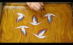 Ebru Art Garip Ay  https://www.youtube.com/watch?v=kivH74lfODA