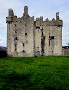 Kinelagh Castle, County Tipperary, Ireland