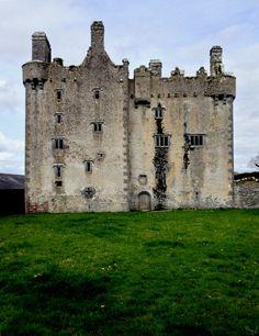 Kinelagh Castle, County Tipperary, Ireland