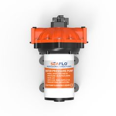SEAFLO 12V 5GPM 60PSI Electric Water Diaphragm Pumps Self priming RV Boat Marine Agriculture