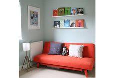 Inspiración coral para tu hogar  Foto:Apartmenttherapy.com