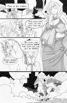 Read Nephlim Manga and/or Comics - Chapter 1: A Traumatic Beginning. - Page 2