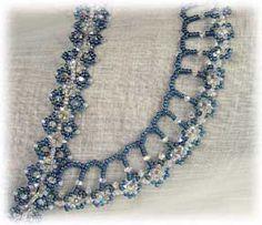 Crystal Starlight Necklace and Bracelet Pattern
