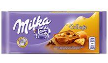 Milka καραμέλα Κολάζ