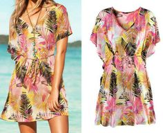 like! #beachdress #beachcoverup #sarongdress
