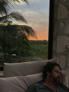 Gerry taking a Sunday nap in Mexico ;)