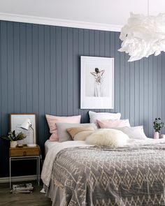 Bedroom Design: Turn Your Master Bedroom into a Relaxing Haven! Bedroom Colors, Home Decor Bedroom, Modern Bedroom, Bedroom Furniture, Master Bedroom, Bedroom Wall Colour Ideas, Bedroom Ideas Master On A Budget, Warm Bedroom, Ikea Bedroom