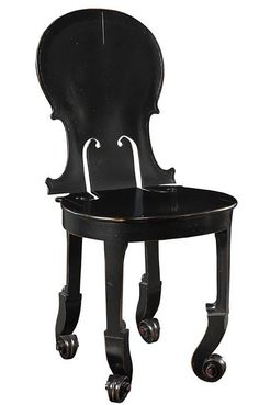 "Cello Chair ""Stradivarius"" 