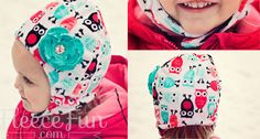 Baby Hat with Chin Strap {Free Pattern}