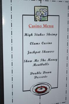 Photo 1 of 51: Casino/Game Night / Birthday Casino Night Birthday | Catch My Party