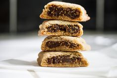 How to Make Fig Newtons -- Snack Recipes