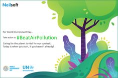 - World Environment Day 2019 Air pollution may seem complex, but we can all do our part to help reduce it World Environment Day, Air Pollution, Survival